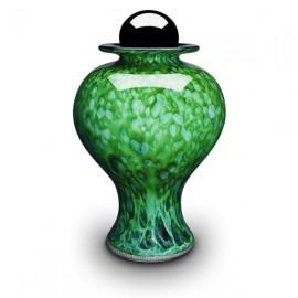 Céleste Forest Green Urn