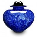 Gaïa Azure Blue Urn