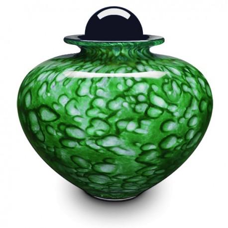 Gaïa Forest Green Urn